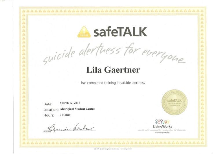 safe-talk