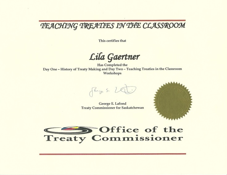 treaching-treaties